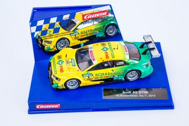 "Carrera Digital 132, Audi A5 DTM ""M.Rockenfeller #1"", Carrera 30707 NEU in Originalbox"