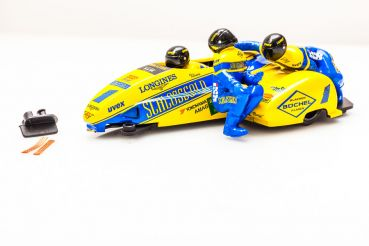 BRM 1:18 Sidecar Racing Team Schlossgold #1 Edition, Neuheit