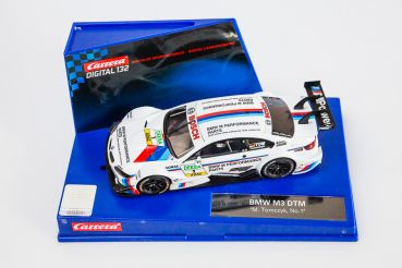 "Carrera Digital 132, BMW M3 DTM ""M. Tomczyk #1"", Carrera 30661 in Originalbox"