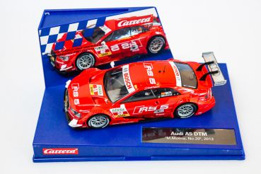 "Carrera Digital 132, Audi A5 DTM 2013 ""M.Molina #20"", Carrera 30674 NEU in Originalbox"
