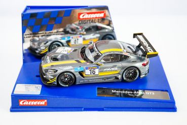 Carrera Digital 132, Mercedes AMG GT GT3 #16 Carrera 30767, NEU in Originalbox