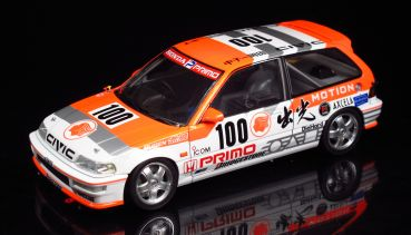 BEEMAX BE24018 1:24 Standmodellbausatz Honda Civic EF9 Group A 1992 #100