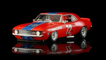 BRM 1:24 Camaro 1969 Trans Am V/J Racing #72, BRM071