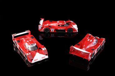 RS0045 RevoSlot Toyota Team GT-One Special Edition Le Mans 1999 NEUHEIT - Triple-Pack REVOSLOT Box m.3 Autos