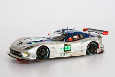 Scaleauto, 1:32 Viper GTS-R Le Mans 2013 #53 m.R-Fahrwerk Anglewinder, 6037R