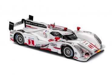 SICW14 Slot.It 1:32 Fahrzeug Audi R18 e-tron quattro Le Mans 2012 #1 Limited Edition Winner's Collection