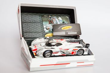 Slot.It, 1:32 Audi R18 e-tron quattro Le Mans 2013 #2 Limited Edition m.4WD Antrieb, CW17