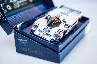 Slot.It, 1:32 Fahrzeug Porsche 962 Le Mans 1987 #17 Limited Edition Winner's Collection, SICW20