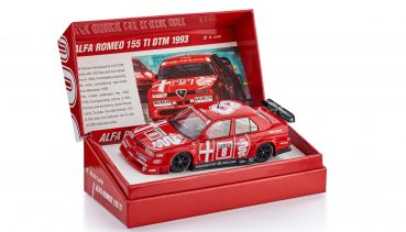 Slot.it SICW22 1:32 Fahrzeug Alfa Romeo 155 V6 TI DTM 1993 #8 Winner's Collection Limited Edition