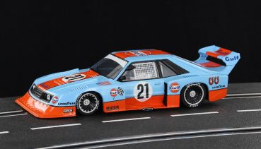 Sideways 1:32 Fahrzeug Ford Mustang Turbo #21 Special Limited Editio, SWHC05