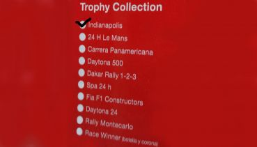 HobbyClassic Indy 500 Borg Warner Trophy 1:32 (Trophy Collection Nr.1/10)