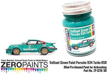 ZEROPAINTS ZP-1031 Porsche Paint 60ml