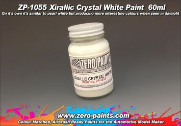 ZEROPAINTS ZP-1055 Xirallic Crystal White Paint 60ml