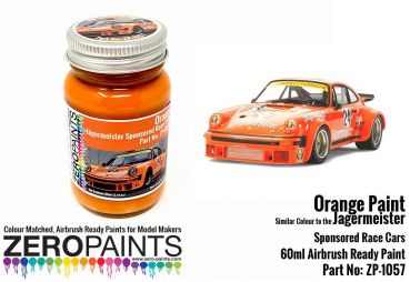 ZEROPAINTS ZP-1057 Orange Paint ähnlich Jägermeister, 60ml