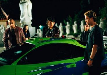 ZEROPAINTS ZP-1411 Fast and the Furious 1995 Mitsubishi Eclipse Lime Green Paint 60ml