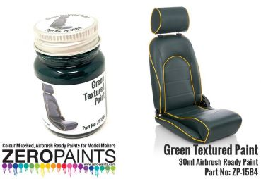 ZEROPAINTS ZP-1584 Grüne Strukturlackierung (Green Textured Paint) 30ml