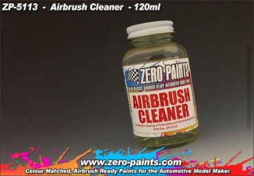 ZEROPAINTS ZP-5113 Airbrush Cleaner 120ml