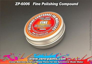 ZEROPAINTS ZP-6006 Polishing Compound FINE 60g