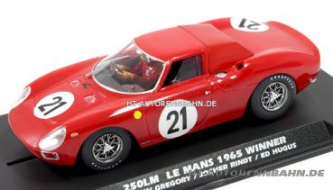 Fly Slot, 1:32 250LM Le Mans 1965 #21, 053106