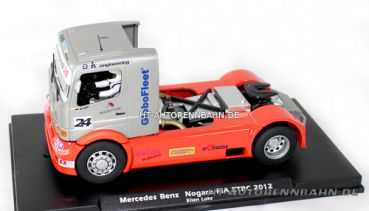 Fly Slot, 1:32 Mercedes Truck Nogaro 2012 #24, 202103