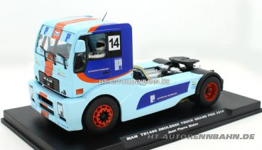 Fly Slot, 1:32 MAN TR1400 Truck Racing Smolensk GP 2010 #14, 203110