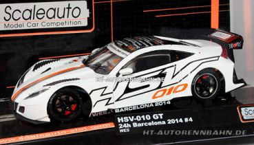 Scaleauto, 1:32 Honda WES 2014 Special Edition, 6064