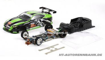 Scaleauto, 1:24 Jaguar XKR #81 Full Racing RC Competition Kit m.GT3 Fahrwerk, 7023RC