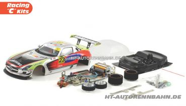 Scaleauto, 1:24 SLS AMG #23 Full Racing C Competition Kit, 7024C