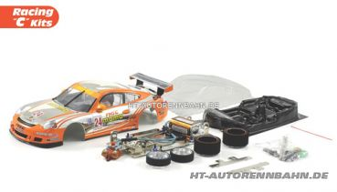 Scaleauto, 1:24 Porsche 997 GT3 #24 Full Racing C Cometition Kit, 7033C