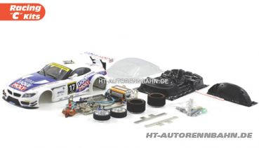 Scaleauto, 1:24 BMW Z4 #17 Full Racing C Cometition Kit, 7034C