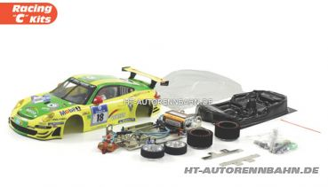 Scaleauto, 1:24 Porsche 997 RSR #18 Full Racing C Cometition Kit, 7041C
