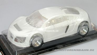 Scaleauto, 1:24 R8 LMS weiß KIT, 7044