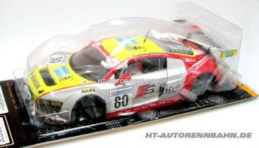Scaleauto, 1:24 Karosserie R8 LMS Ruhrpokal 2009 #80, 7045B
