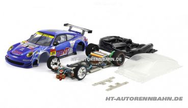 Scaleauto, 1:24 Porsche 997 RSR #25 Full Racing RC Competition Kit m.GT3 Fahrwerk, 7049RC