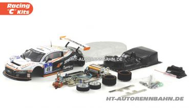 Scaleauto, 1:24 R8 LMS Nürburgring 2010 #49 Full Racing C Cometition Kit, 7053C