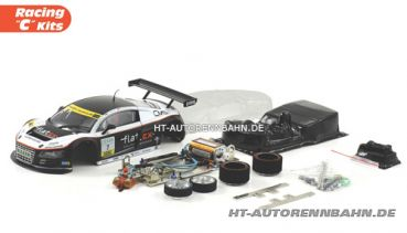 Scaleauto, 1:24 R8 LMS #7 Full Racing C Cometition Kit, 7054C