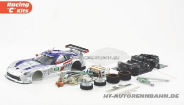 Scaleauto, 1:24 Viper GTS-R #91 Full Racing C Cometition Kit, 7056C