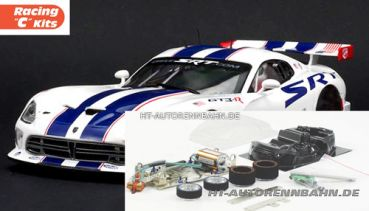 Scaleauto, 1:24 Viper GTS-R Official Team Racing C Cometition Kit, 7057C