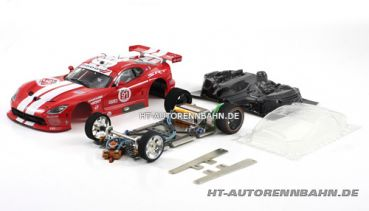 Scaleauto, 1:24 Viper GTS-R #91 Full Racing RC Competition Kit m.GT3 Fahrwerk, 7063RC