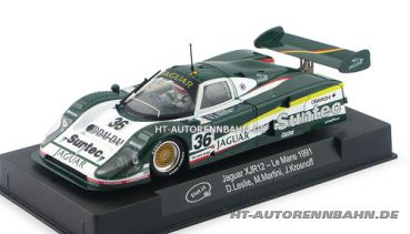Slot.It, 1:32 Jaguar XJR12 Le Mans 1991 #36, CA13D