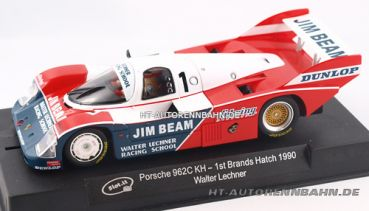 Slot.It, 1:32 Porsche 962 Kurzheck Brands Hatch 1990 #1, CA17D