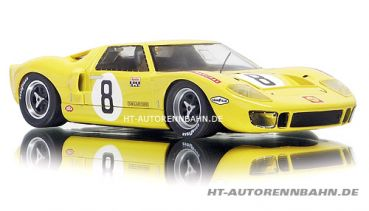 Slot.It, 1:32 Ford GT40 Le Mans 1968 #8, CA18B