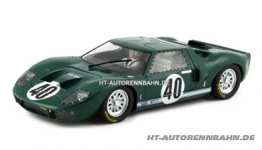Slot.It, 1:32 Ford GT40 Spa 1966 #40, CA18C