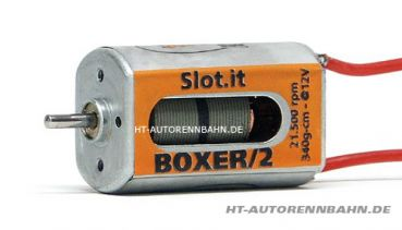 Slot.It, Motor Boxer/2-21,5K 21500UpM/12V, MN08H