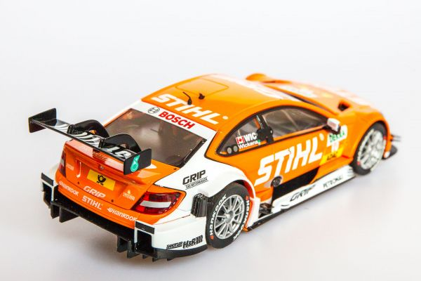 "Carrera Digital 132, AMG Mercedes C-Coupe DTM ""R.Wickens"" 2013 #10, 30710"