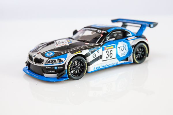 "Carrera Digital 132, BMW Z4 GT3, ""Walkenhorst"" #36, Carrera 30713, NEU in Originalbox"