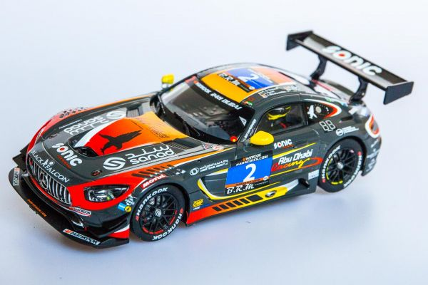 "Carrera Digital 132, Mercedes-AMG GT3 ""24h of Dubai"" #2, 30768"