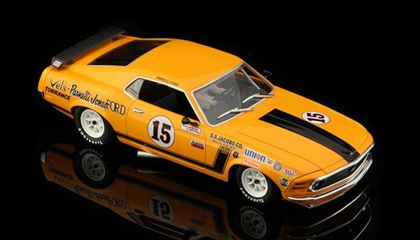 BRM 1:24 Mustang 1970 Trans Am Jones #15, BRM075