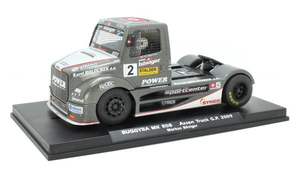 Fly Slot Freightliner Buggyra Truck Dutch 2009 #2 Racing Edition, FY205102R