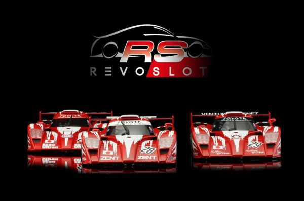 RS0054 REVOSLOT Toyota GT-One No.29 24th Le Mans 1998 NEUHEIT